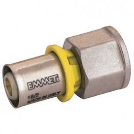 Conector RF - 1/2x16mm