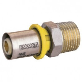 Conector RM - 1/2x16mm