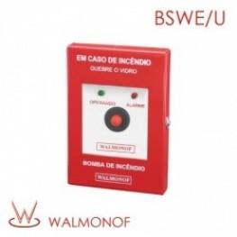 Botoeira QV Supervisionada de Embutir - 12/24V